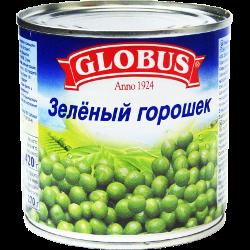 Горошек зелёный, Globus