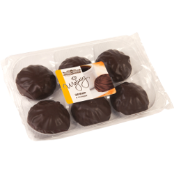 Зефир Шарлиз, ванильный в шоколаде