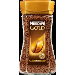 Кофе Nescafe Gold*, растворимый
