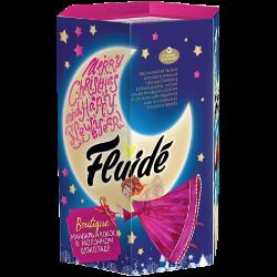 Набор конфет Fluide, молочный шоколад и миндаль