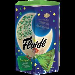 Набор конфет Fluide, молочный шоколад и фундук