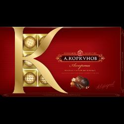 Конфеты Коркунов, ассорти