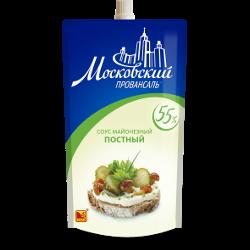 Соус майонезный, постный, Московский провансаль, 55%