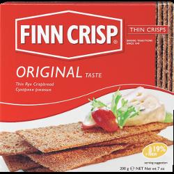 Сухарики ржаные, Finn Crisp
