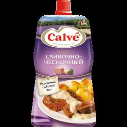 Соус Calve, сливочно-чесночный