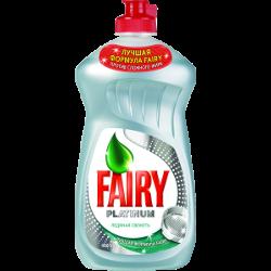 Жидкость для мытья посуды Fairy Platinum
