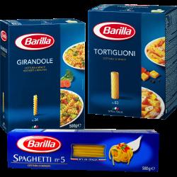 Макаронные изделия Barilla