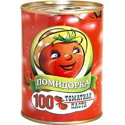 Паста томатная Помидорка