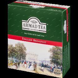 Чай Ahmad, черный, Английский завтрак