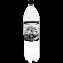 Вода Липецкий бювет лечебная столовая