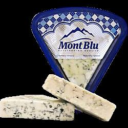 Сыр с голубой плесенью, Mont blu, 50%
