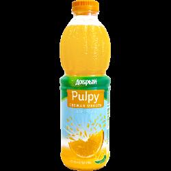 Напиток Pulpy, апельсин, Добрый