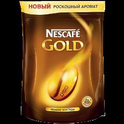 Кофе Nescafe Gold растворимый