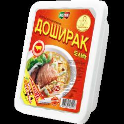 Лапша Доширак, быстрого приготовления, говядина