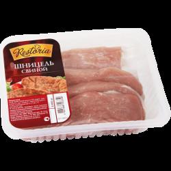 Шницель свиной, охлажденный, Restoria
