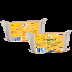 Сыр мраморный; российский, Добряна, 50%