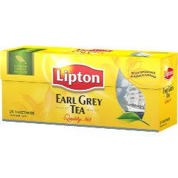 Чай Lipton, Earl grey