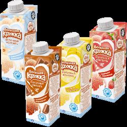 Молочный коктейль, Большая кружка, 3%