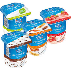 Йогурт Bonte