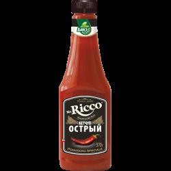Кетчуп Mr.Ricco, острый