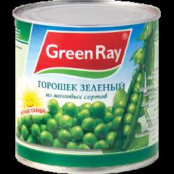 Горошек Green Ray