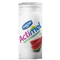 Actimel, арбуз и дыня, Danone