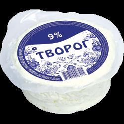 Творог Славянские Традиции, 9%