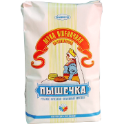 Мука Пышечка пшеничная