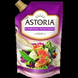 Соус Astoria сливочно-чесночный, 42%