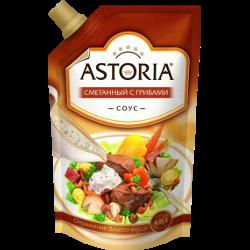 Соус Astoria сметана и грибы, 42%