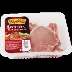 Котлета, свиная, Restoria