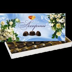 Набор конфет Ассорти, шоколадные, РотФронт