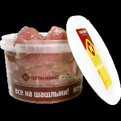 Шашлык свиной охлажденный, Останкино