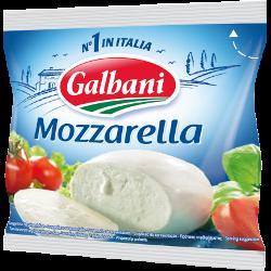 Сыр Mozzarella, Galbani, 45%