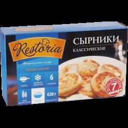 Сырники Классические, Restoria