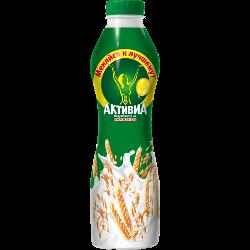 Йогурт Активиа питьевой, Danone