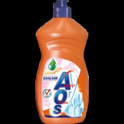 Средство для мытья посуды AOS, бальзам