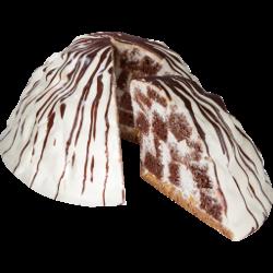 Торт Панчо, бисквитно-фруктовый, Филе Бейкер