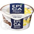 """Йогурт """"Epica"""" С кокосом и ванилью 6.3% 130г"""