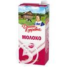 "Молоко ""Домик В Деревне"" 3.2% 925мл"