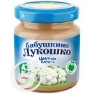 """Пюре """"Бабушкино Лукошко"""" из цветной капусты 100г"""