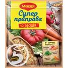 "Приправа ""Maggi"" 10 Овощей 75г"