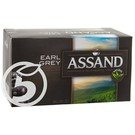 "Чай ""Assand"" c ароматом бергамота 25пак*2г"