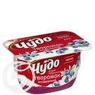 """Десерт молочный """"Чудо"""" Творожок черника 4,2% 100г"""