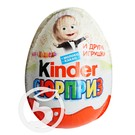 """Яйцо """"Kinder"""" Сюрприз молочный шоколад+игрушка 60г"""