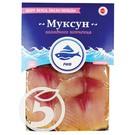 """Муксун """"Риф"""" холодного копчения 100г"""