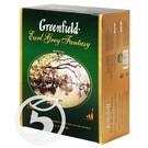 "Чай ""Greenfield"" черный Earl Gray Fantasy 100 пак"