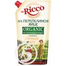 """Майонез """"Mr. Ricco"""" Organic На перепелином яйце 67% 400мл"""