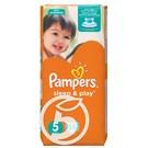 "Подгузники ""Pampers"" Sleep & Play Junior (размер 5) 58шт"
