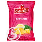 """Чипсы """"Estrella"""" со вкусом сливочного масла и укропа 125г"""